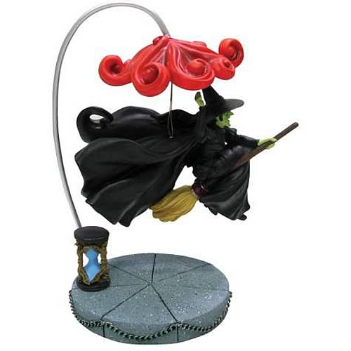 Wizard of Oz Wicked Witch of the West Hanging Statue