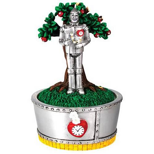 Wizard of Oz Tin Man Trinket Box