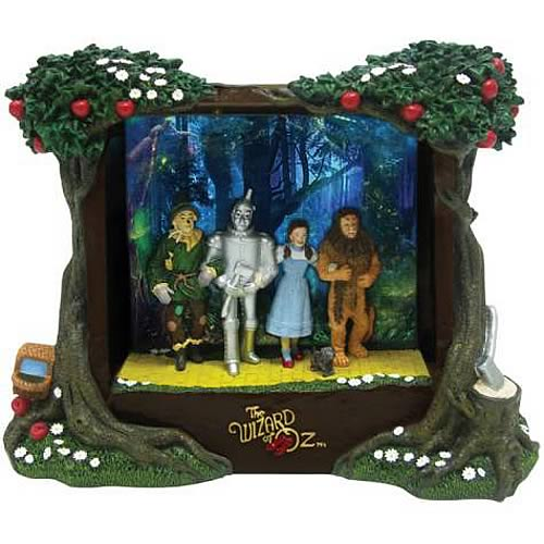Wizard of Oz Haunted Forest Lighted Statue