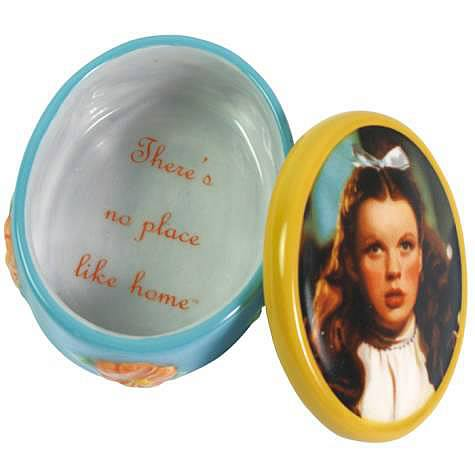 Wizard of Oz Dorothy Trinket Box