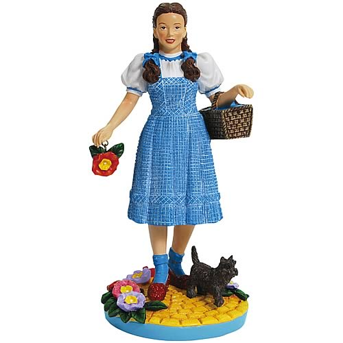 Wizard of Oz Dorothy Poppy Statue