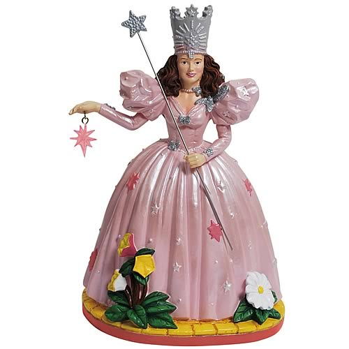 Wizard of Oz Glinda Star Statue