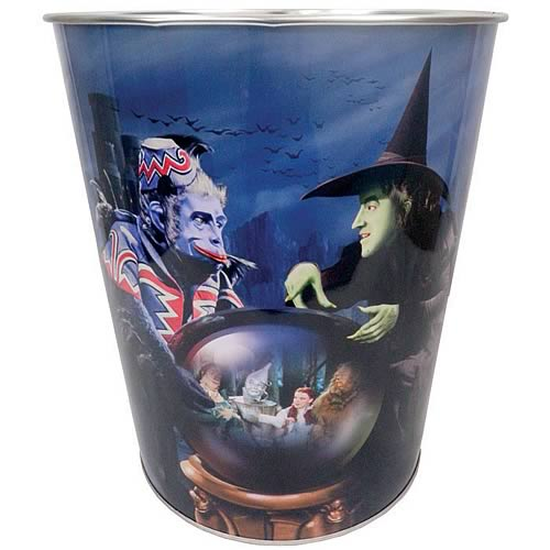 Wizard of Oz Wicked Witch Waste Basket