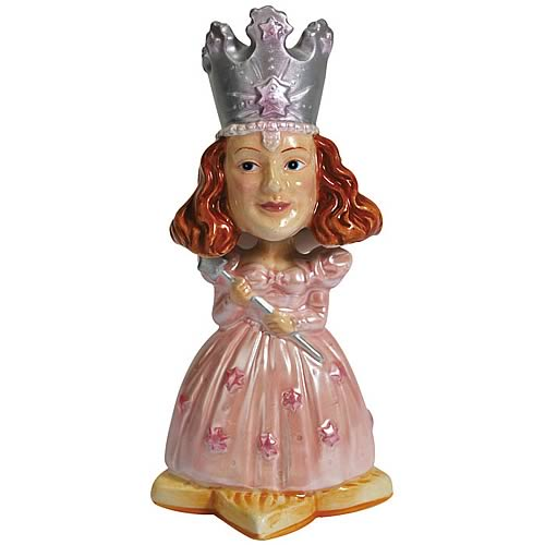 Wizard of Oz Glinda Mini Bobble Head