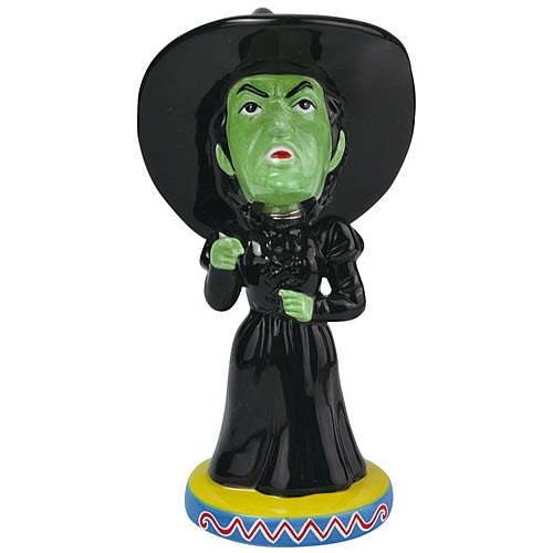 Wizard of Oz Wicked Witch Mini Bobble Head