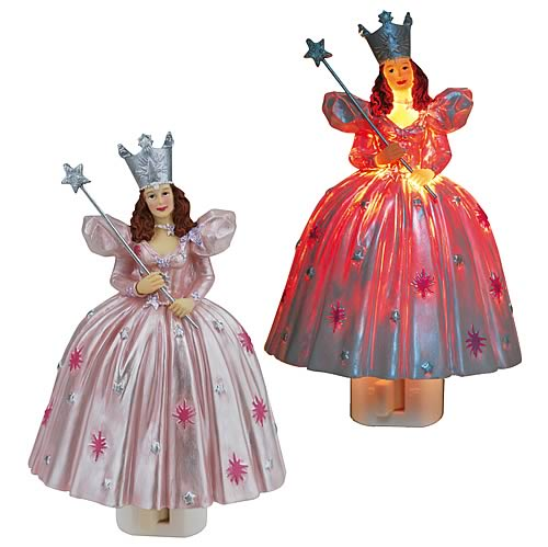 Wizard of Oz Glinda Night Light