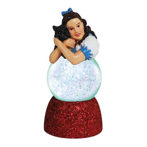 Wizard of Oz Dorothy Gale Sparkler Globe