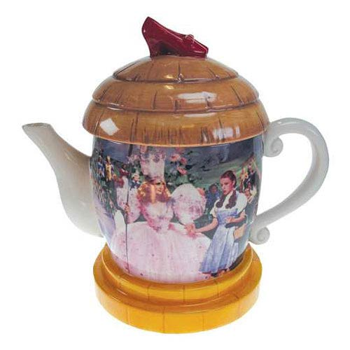 Wizard of Oz Munchkinland 26 oz. Teapot
