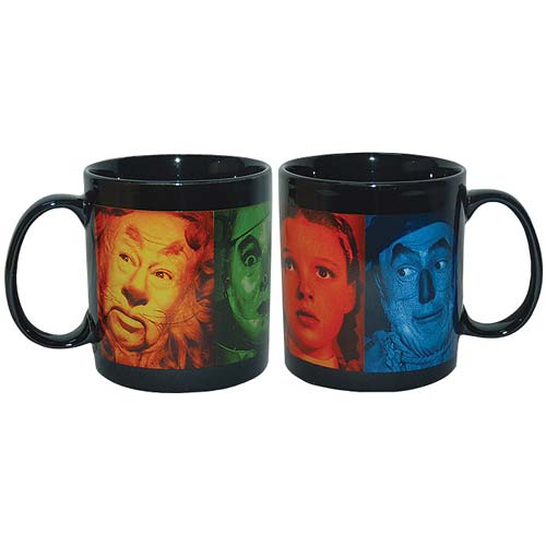Wizard of Oz Four Friends 14 oz. Mug