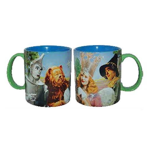 Wizard of Oz Emerald City 14 oz. Mug