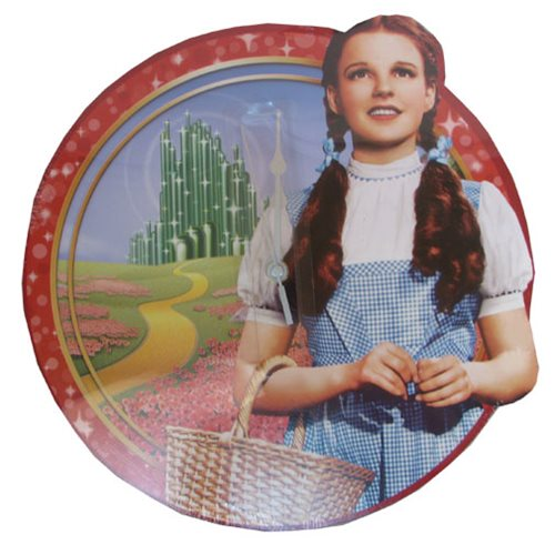 Wizard of Oz Dorothy Gale Wall Clock