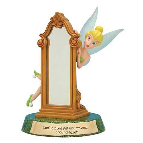 Disney Fairies Tinker Bell Pixie Privacy Statue
