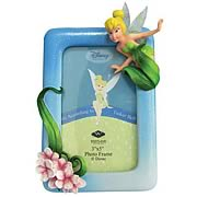 Disney Fairies Tinker Bell Flowers Picture Frame