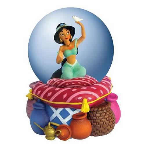Aladdin Jasmine Water Globe