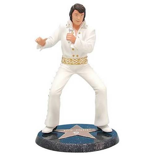 Elvis Presley Hollywood Bobble Statue