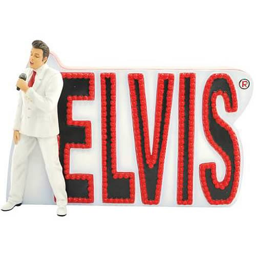 Elvis Presley Mini Statue