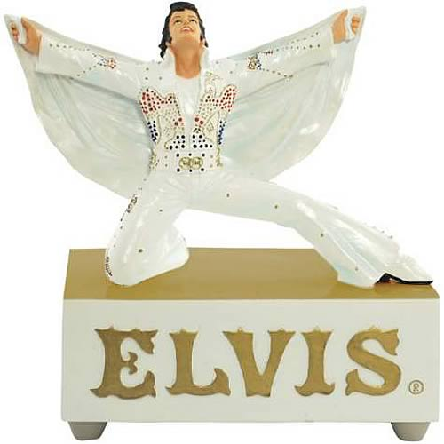 Elvis Presley Cape Musical Statue