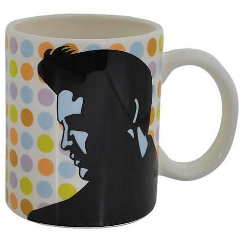 Elvis Presley Elvis Lives Mug