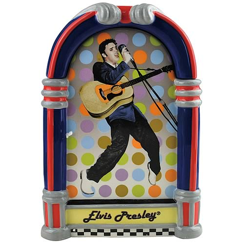 Elvis Presley Jukebox Cookie Jar