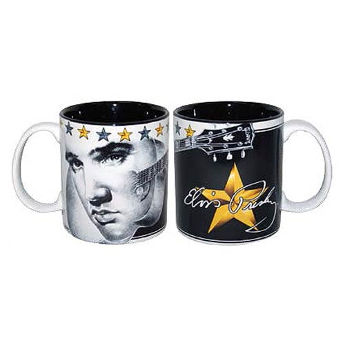 Elvis Presley Superstar 14 oz. Mug