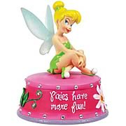Disney Fairies Tinker Bell More Fun Musical Mini Statue