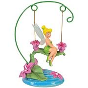 Disney Fairies Tinker Bell Hanging Swing Statue