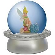 Disney Fairies Tinker Bell Reflections Water Globe