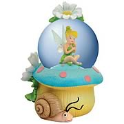 Disney Fairies Tinker Bell Dandelion Water Globe