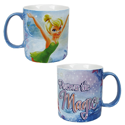Disney Fairies Tinker Bell Discover the Magic 14 oz. Mug