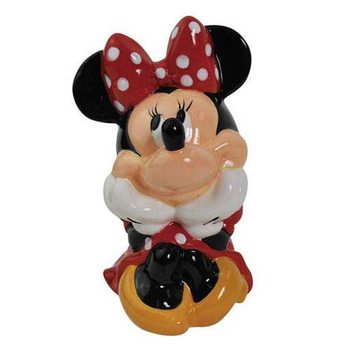 Minnie Mouse Ceramic Bank