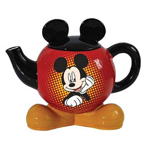 Mickey Mouse Ears 26 oz. Teapot