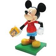 Disney Mickey Mouse Back to School Statue