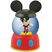 Disney Mickey Mouse Playhouse Water Globe