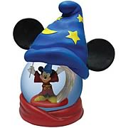 Disney Mickey Mouse Sorcerers Apprentice Water Globe