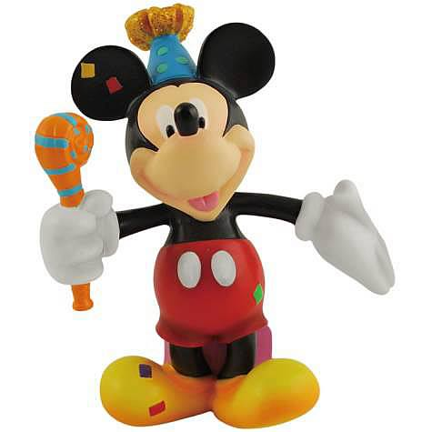 Disney Mickey Mouse Birthday Statue