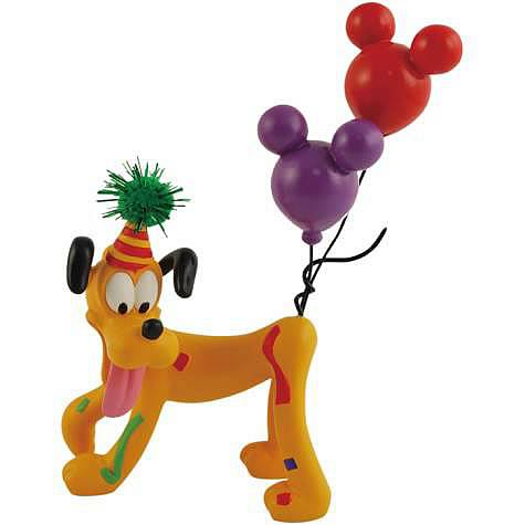 Disney Pluto Birthday Statue