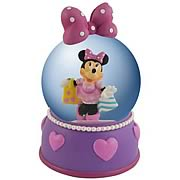 Disney Minnie Mouse What a Doll Water Globe