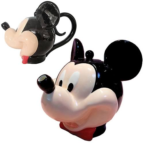 Disney Mickey Mouse Teapot