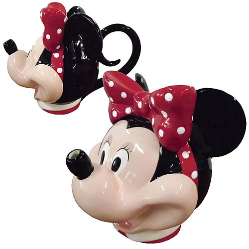 Disney Minnie Mouse Teapot