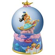 Aladdin Whole New World Water Globe