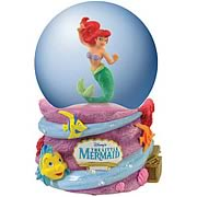 Little Mermaid Under the Sea Water Globe