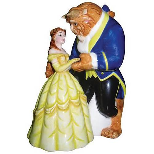 Beauty and the Beast Salt and Pepper Shaker Shaker Set