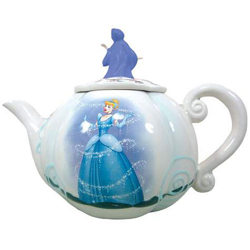Cinderella Disney Princess Cinderella's Carriage Teapot