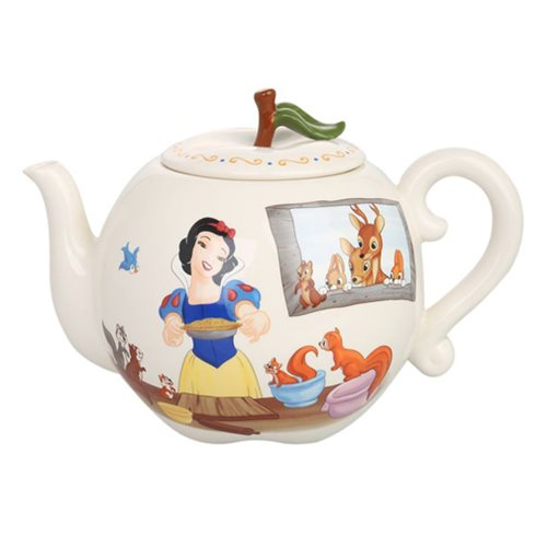 Snow White and the Seven Dwarfs Snow White's Apple Teapot