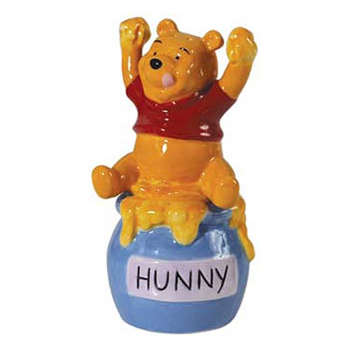 Winnie the Pooh Pooh's Honey Salt and Pepper Shakers