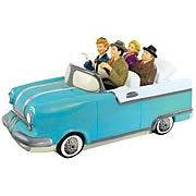 I Love Lucy Road Trip Cookie Jar
