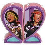 I Love Lucy Best Friends Forever Salt and Pepper Shakers