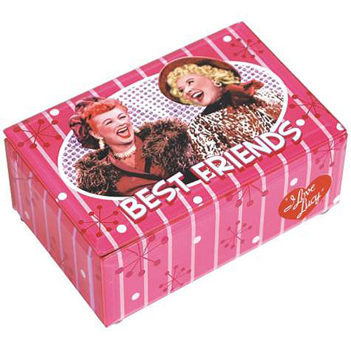 I Love Lucy Ethel and Lucy Best Friends Music Box