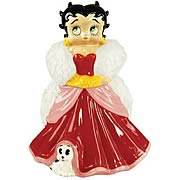Betty Boop Gown Cookie Jar