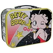 Betty Boop Stars and Kisses Betty Tin Tote